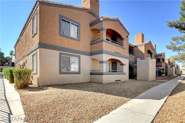 220 Mission Catalina #105, Las Vegas, NV 89107 (MLS #2135267) :: Signature Real Estate Group