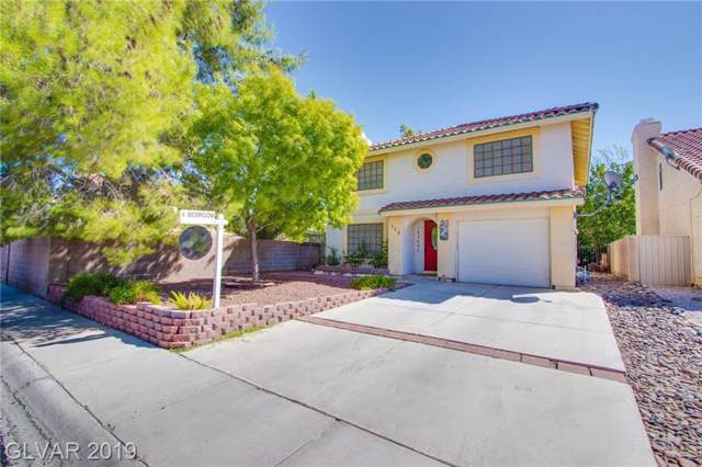 117 Moose, Las Vegas, NV 89145 (MLS #2135275) :: Signature Real Estate Group