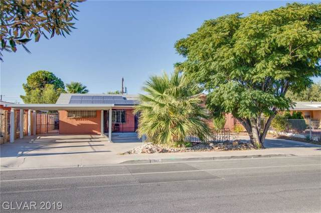 1013 E St Louis, Las Vegas, NV 89104 (MLS #2135314) :: Capstone Real Estate Network