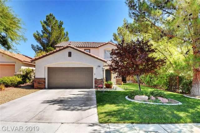 2736 Willow Basket, Las Vegas, NV 89135 (MLS #2135334) :: Signature Real Estate Group