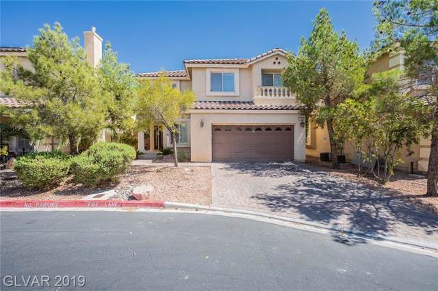 10860 Dornoch Castle, Las Vegas, NV 89141 (MLS #2135341) :: Trish Nash Team