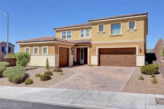 972 Rock Ledge, Henderson, NV 89012 (MLS #2135354) :: Signature Real Estate Group