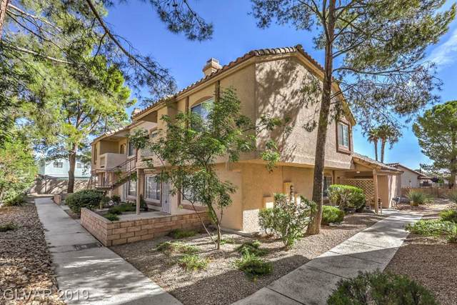 1632 Torrey Pines #104, Las Vegas, NV 89108 (MLS #2135369) :: Capstone Real Estate Network