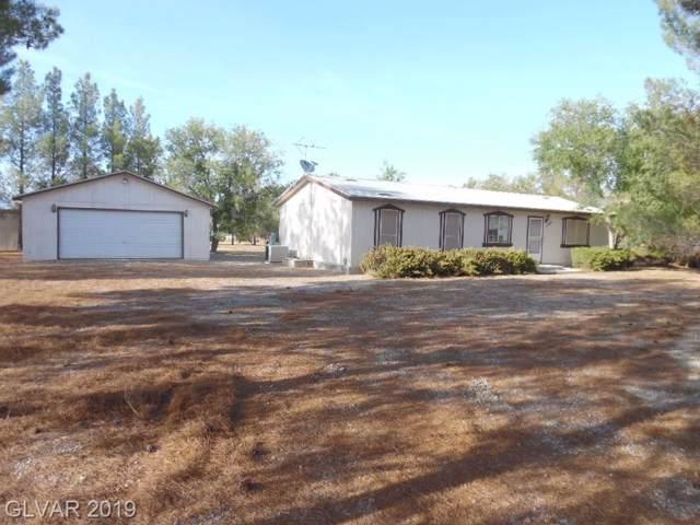 2820 W Retread, Pahrump, NV 89048 (MLS #2135372) :: Vestuto Realty Group