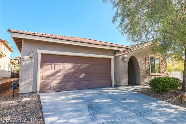 124 Austin Rose, Henderson, NV 89002 (MLS #2135388) :: Signature Real Estate Group
