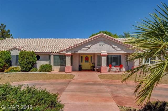 8460 Ann, Las Vegas, NV 89149 (MLS #2135391) :: Capstone Real Estate Network