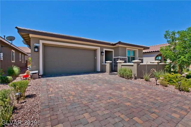 411 Al Coda, Henderson, NV 89011 (MLS #2135400) :: Trish Nash Team