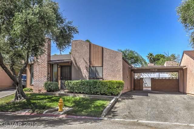1648 Discus, Las Vegas, NV 89108 (MLS #2135431) :: Signature Real Estate Group