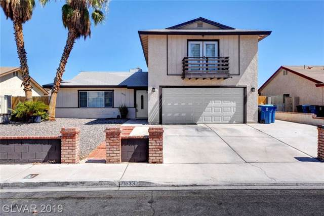 1833 Feather, Las Vegas, NV 89108 (MLS #2135451) :: Signature Real Estate Group