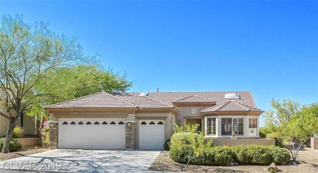 2049 Crown View, Henderson, NV 89052 (MLS #2135466) :: Signature Real Estate Group