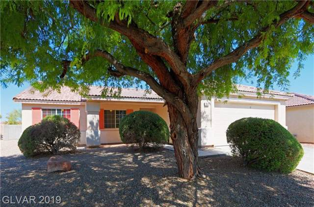 3008 Silver Canyon, North Las Vegas, NV 89031 (MLS #2135470) :: The Snyder Group at Keller Williams Marketplace One