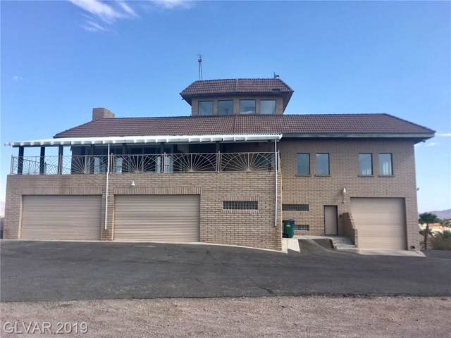 1406 Pueblo, Boulder City, NV 89005 (MLS #2135491) :: Trish Nash Team
