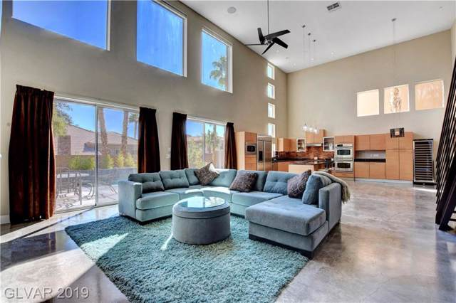 1448 Canyon Ledge, Las Vegas, NV 89117 (MLS #2135505) :: The Snyder Group at Keller Williams Marketplace One