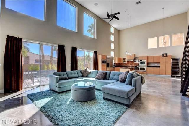 1448 Canyon Ledge, Las Vegas, NV 89117 (MLS #2135505) :: Signature Real Estate Group