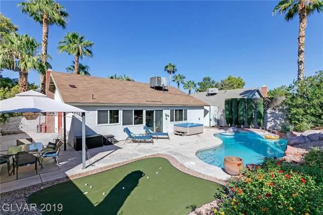3113 Blossom Glen, Henderson, NV 89014 (MLS #2135528) :: Signature Real Estate Group