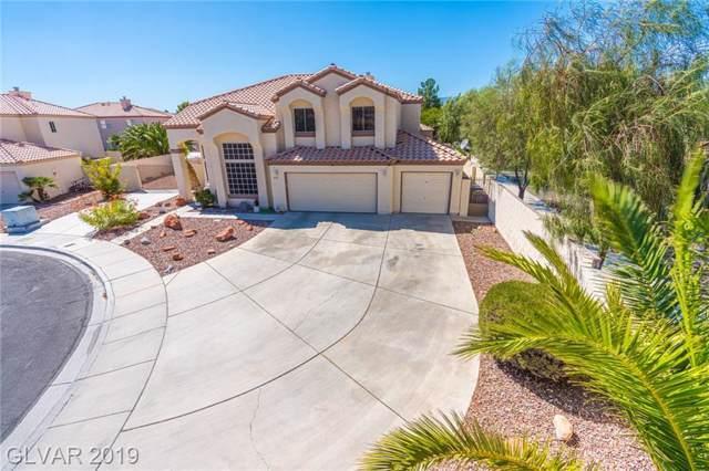 4705 White Dawn Street, Las Vegas, NV 89130 (MLS #2135536) :: Vestuto Realty Group