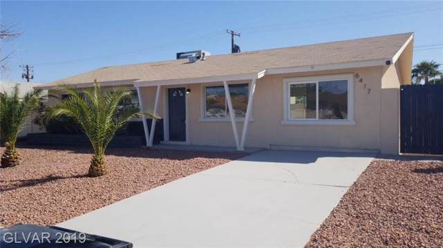 6417 Bannock, Las Vegas, NV 89107 (MLS #2135567) :: Signature Real Estate Group
