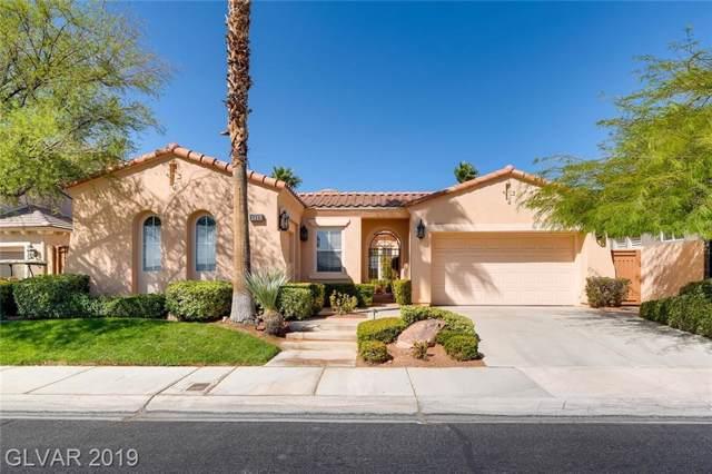2813 Red Springs, Las Vegas, NV 89135 (MLS #2135642) :: Vestuto Realty Group