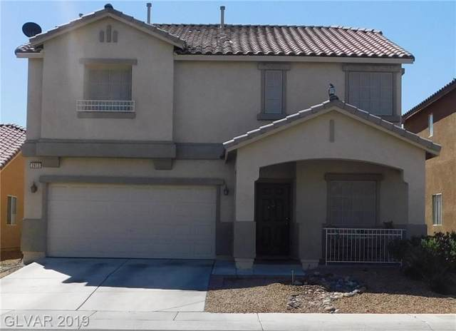 2913 Tilten Kilt, North Las Vegas, NV 89081 (MLS #2135645) :: The Snyder Group at Keller Williams Marketplace One