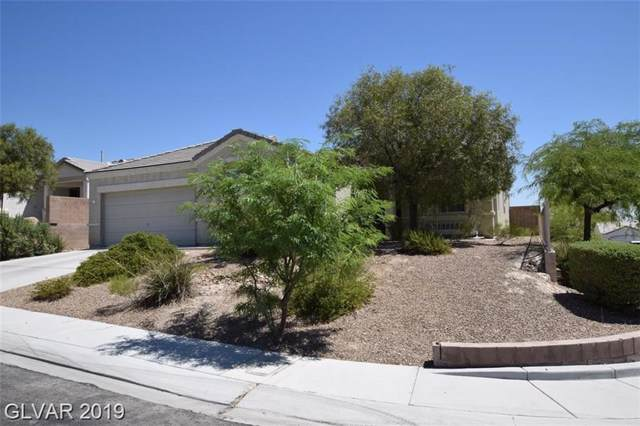 6016 Glitter Gold, North Las Vegas, NV 89031 (MLS #2135657) :: The Snyder Group at Keller Williams Marketplace One