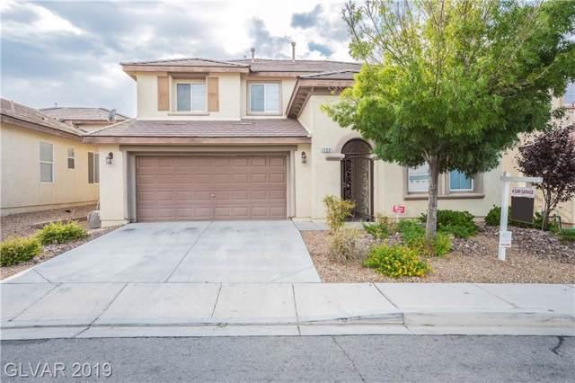 1129 Denman Valley Street, Henderson, NV 89002 (MLS #2135661) :: Signature Real Estate Group