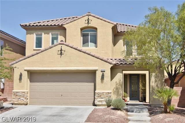 6508 Button Quail, North Las Vegas, NV 89084 (MLS #2135664) :: Signature Real Estate Group
