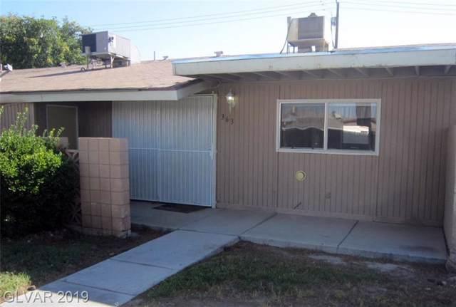 9457 Las Vegas #363, Las Vegas, NV 89123 (MLS #2135665) :: Signature Real Estate Group