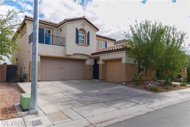 3429 Perching Bird, North Las Vegas, NV 89084 (MLS #2135673) :: Vestuto Realty Group