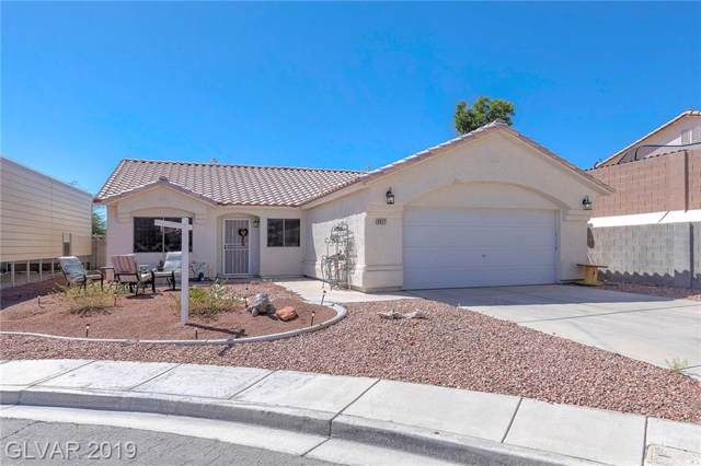 3927 Tifton, North Las Vegas, NV 89031 (MLS #2135676) :: The Snyder Group at Keller Williams Marketplace One