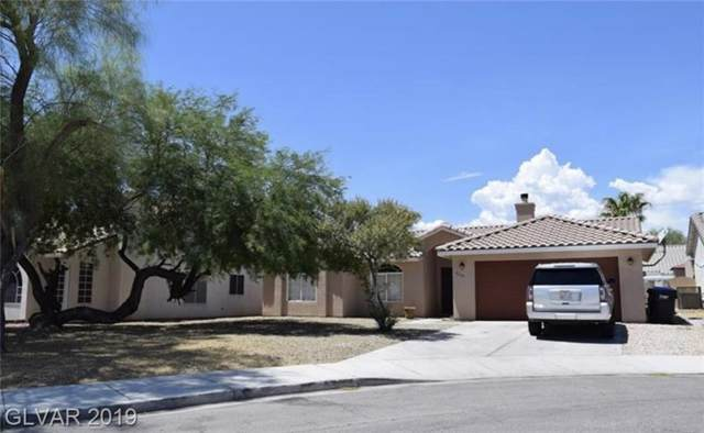 6139 Marvin, North Las Vegas, NV 89031 (MLS #2135697) :: The Snyder Group at Keller Williams Marketplace One