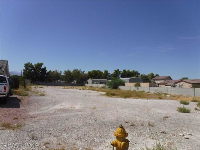 Allen, North Las Vegas, NV 89031 (MLS #2135732) :: The Lindstrom Group