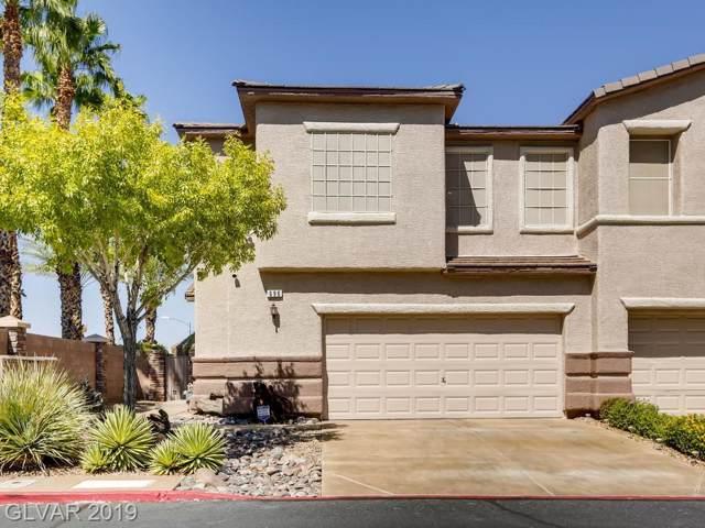 696 Solitude Point, Henderson, NV 89012 (MLS #2135768) :: Capstone Real Estate Network