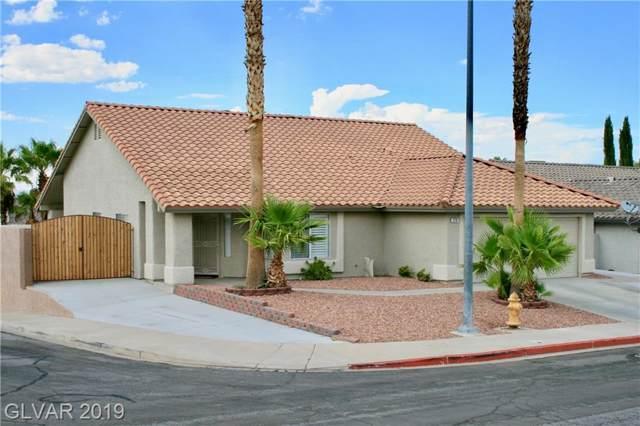 174 Laguna Landing, Henderson, NV 89002 (MLS #2135797) :: Signature Real Estate Group