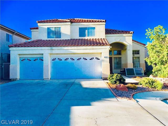 8844 Stingray, Las Vegas, NV 89147 (MLS #2135842) :: Signature Real Estate Group