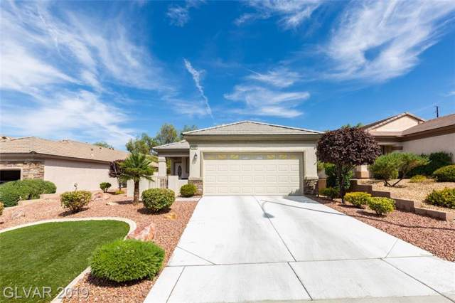 2522 Crater Rock, Henderson, NV 89044 (MLS #2135843) :: Signature Real Estate Group
