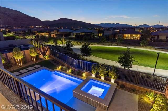 10262 Jade Gardens, Las Vegas, NV 89135 (MLS #2135853) :: The Snyder Group at Keller Williams Marketplace One