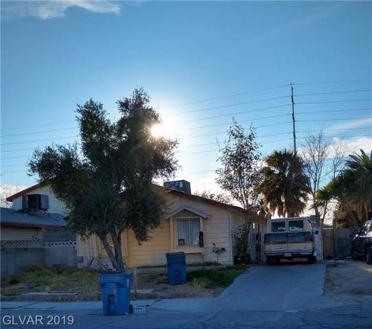 5133 New Bedford, Las Vegas, NV 89122 (MLS #2135854) :: Trish Nash Team