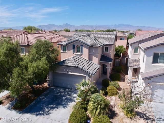 8425 Saddle Valley, Las Vegas, NV 89131 (MLS #2135870) :: Signature Real Estate Group