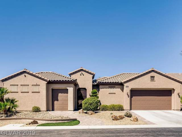 2312 Janesville, Henderson, NV 89044 (MLS #2135879) :: The Snyder Group at Keller Williams Marketplace One