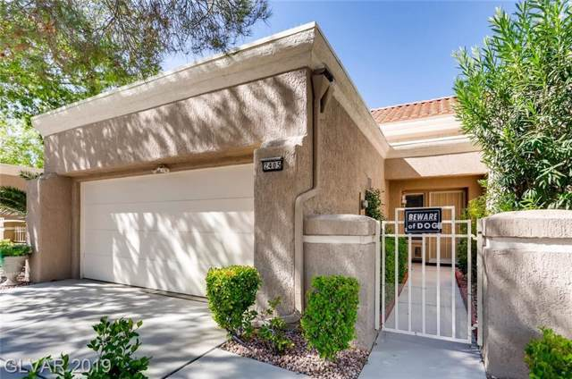2405 Desert Butte, Las Vegas, NV 89134 (MLS #2135880) :: Trish Nash Team