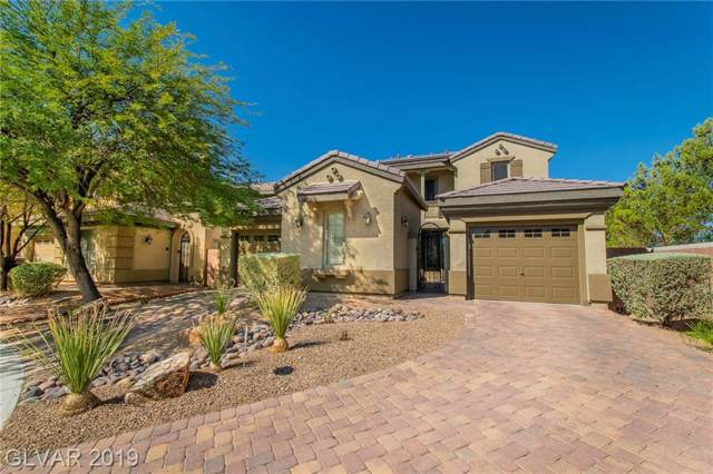 8345 Clear Falls St, North Las Vegas, NV 89085 (MLS #2135886) :: Capstone Real Estate Network