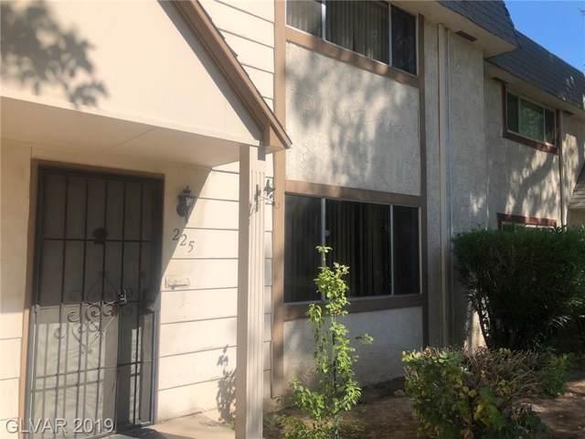 225 Pecos, Las Vegas, NV 89121 (MLS #2135908) :: Signature Real Estate Group