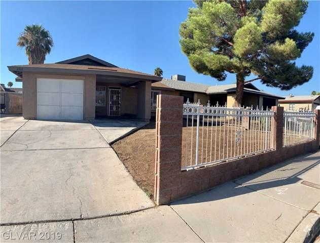 4937 Chantilly, Las Vegas, NV 89110 (MLS #2135914) :: Signature Real Estate Group