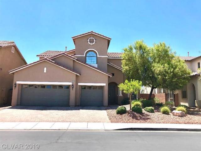 6933 Puetollano, North Las Vegas, NV 89084 (MLS #2135917) :: Capstone Real Estate Network