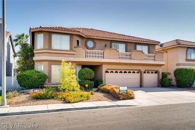 2437 Antler Point, Henderson, NV 89074 (MLS #2135923) :: Signature Real Estate Group
