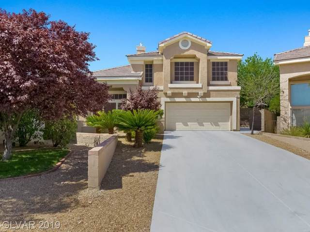 901 Corsica, Las Vegas, NV 89144 (MLS #2135927) :: The Snyder Group at Keller Williams Marketplace One