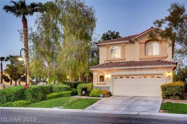 22 Quail Valley St, Las Vegas, NV 89148 (MLS #2135935) :: Signature Real Estate Group
