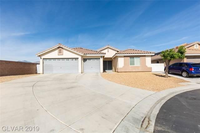 10207 Birds Nest, Las Vegas, NV 89131 (MLS #2135951) :: Trish Nash Team