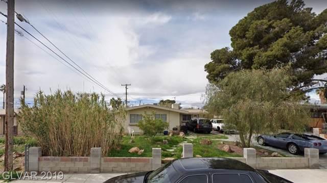 5605 Heron, Las Vegas, NV 89107 (MLS #2135952) :: Capstone Real Estate Network