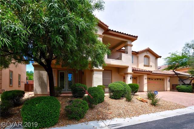 9589 Gondolier, Las Vegas, NV 89178 (MLS #2135963) :: Signature Real Estate Group